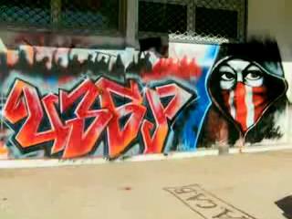 Ultras Grafitti Bar1